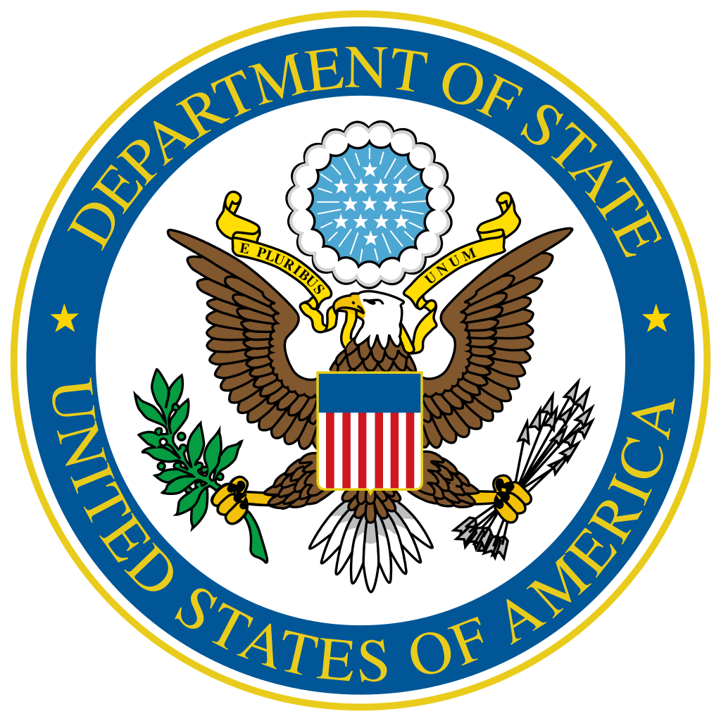 Seal of the United States Department of State