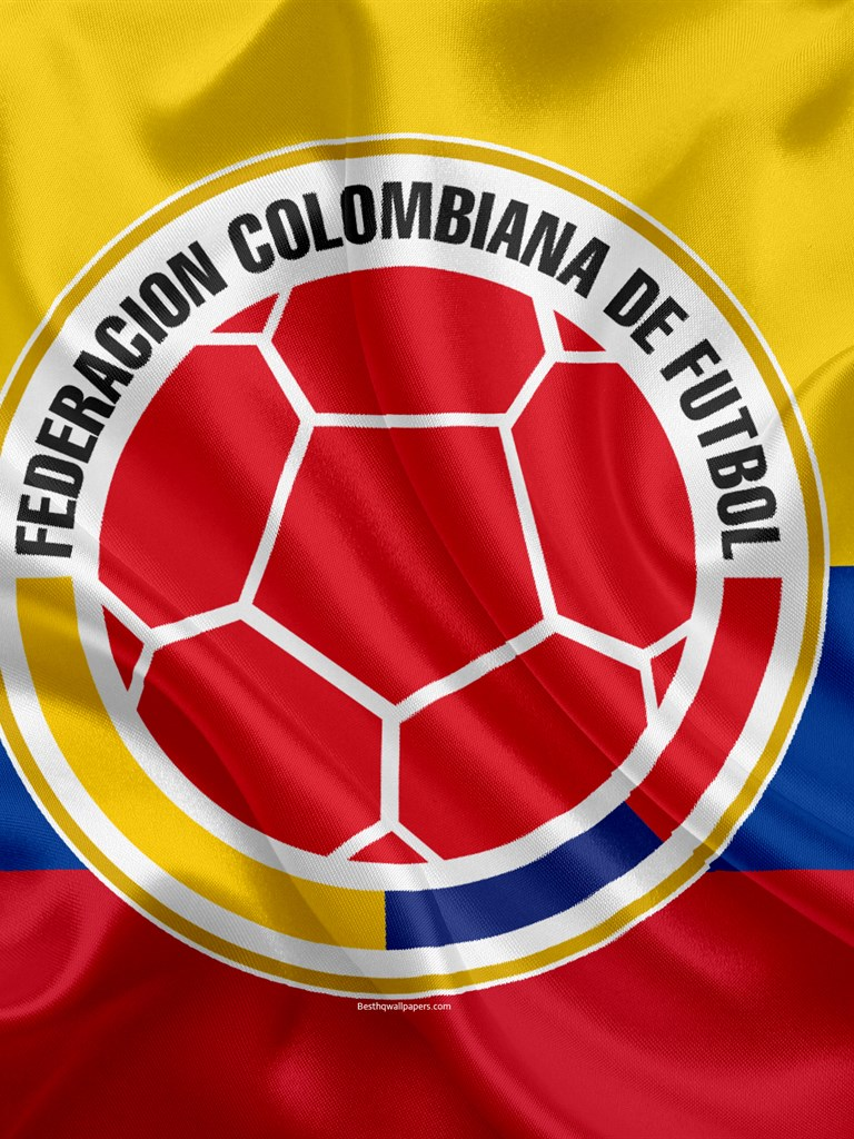 flag of Colombia, football federation