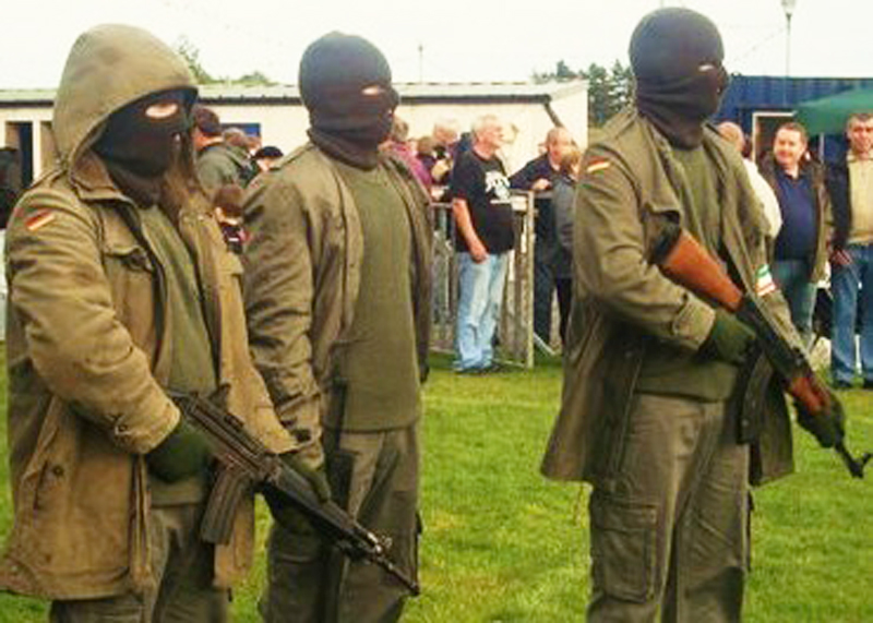 Provisional Irish Republican Army From Wikimedia Commons