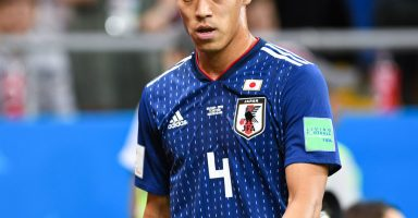 Honda at the 2018 FIFA World Cup From Wikimedia Commons